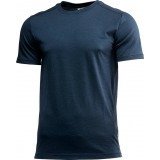 Lundhags Merino Light Tee T-shirt, Merino Light Tee T-shirt, Eclipse Blue