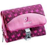 Deuter Wash Bag - Kids toilettaske, Wash Bag - Kids toilettaske, Magenta