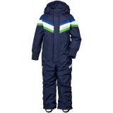 Didriksons Romme Kid's Coverall flyverdragt, Romme Kid's Coverall flyverdragt, Navy 039