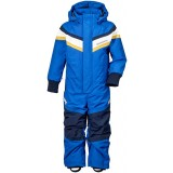 Didriksons Romme Kid's Coverall flyverdragt, Romme Kid's Coverall flyverdragt, Indigo Blue 187