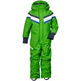 Didriksons Romme Kid's Coverall flyverdragt, Romme Kid's Coverall flyverdragt, Kryptonite