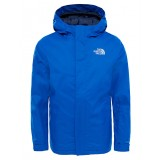 The North Face Youth Snowquest Jacket, Youth Snowquest Jacket, Bright Cobalt Blue