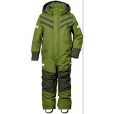Didriksons Bark Kids Coverall, Bark Kids Coverall, 191/TURTLE GREEN