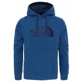 The North Face Drew Peak Pullover Hoodie Men hættetrøje, Drew Peak Pullover Hoodie Men hættetrøje, Shady Blue