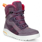 ECCO URBAN SNOWBOARDER GTX 27-35 børnestøvle, URBAN SNOWBOARDER GTX 27-35 børnestøvle, NIGHT SHADE/NIGHT SHADE/MAUVE