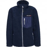 LEGO Wear SAXTON 773 - CARDIGAN (FLEECE) børnefleece, SAXTON 773 - CARDIGAN (FLEECE) børnefleece, Dark Blue