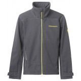 Didriksons Philip Boy's Softshell, Philip Boy's Softshell, Coal Black 108