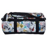 The North Face Base Camp Duffel L 95 liter, Base Camp Duffel L 95 liter, TNF Red Sticker/TNF Black