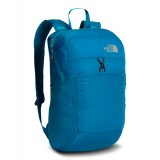The North Face FLYWEIGHT PACK rygsæk, FLYWEIGHT PACK rygsæk, Banff Blue/Metallic Silver