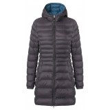 Me°ru' Belleville Coat Ladies damefrakke, Belleville Coat Ladies damefrakke, Black/Navy