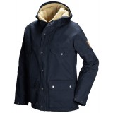 Fjällräven WMS Greenland Winter Jacket damejakke, WMS Greenland Winter Jacket damejakke, Dark Navy
