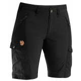 Fjällräven Nikka Shorts dameshorts, Nikka Shorts dameshorts, Black