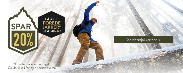 Vinterjakker Eventyrsport Webshop