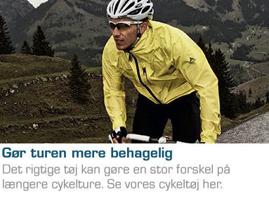 Cykeltøj i Eventyrsport