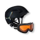 Skibriller og hjelme damer Eventyrsport
