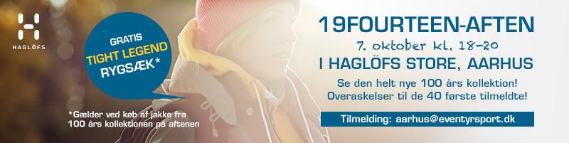 19FOURTEEN-AFTEN Eventyrsport Haglöfs Store