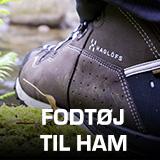 Haglöfs fodtøj til herrer Eventyrsport webshop