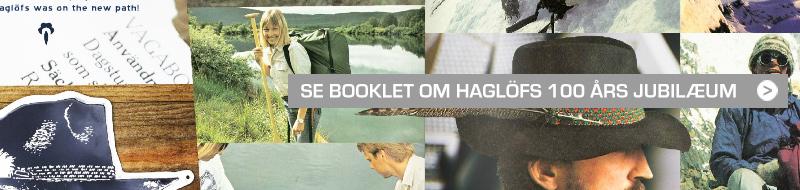Se booklet om Haglöfs 100 års jubilæum Eventyrsport webshop