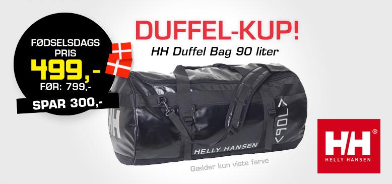 HH Duffel Bag 90 Liter Eventyrsport Webshop