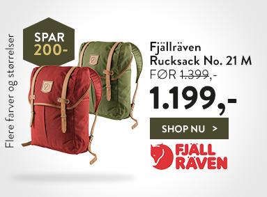 Rucksack No. 21 M Eventyrsport