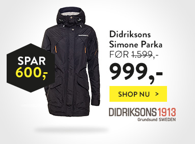 Simone Parka Eventyrsport