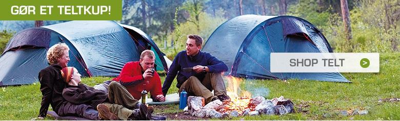 Kæmpe teltudvalg i Eventyrsport